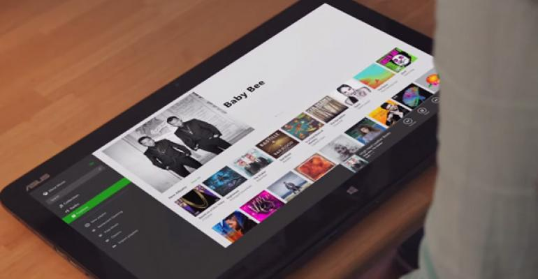 Xbox Music and Xbox Video for Windows 8.1 Updated