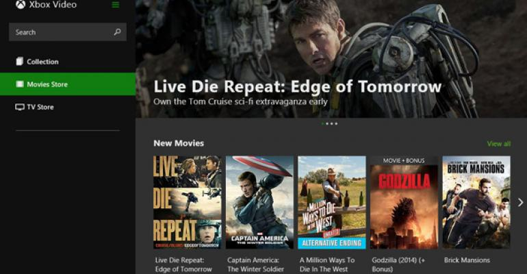 Xbox Video Updated for Windows 8.1 and Windows Phone 8/8.1