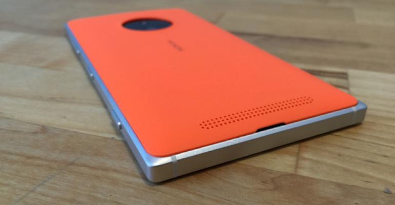 Nokia Lumia 830 First Impressions