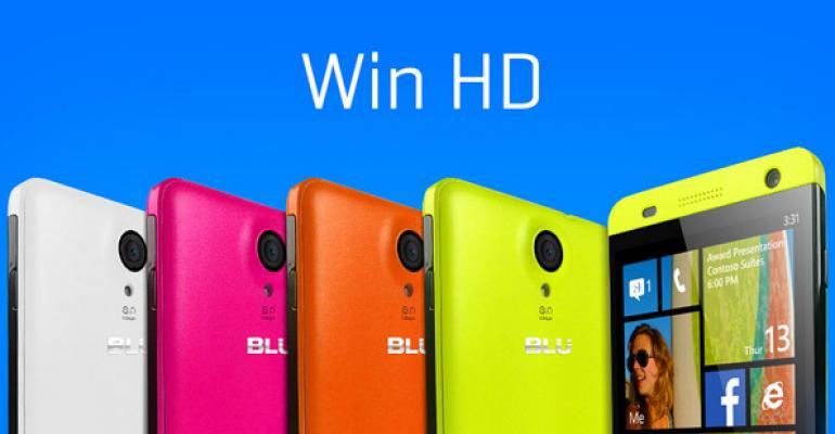 BLU Win HD Review