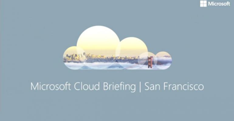 Microsoft Cloud Platform System Brings Azure to On-Prem