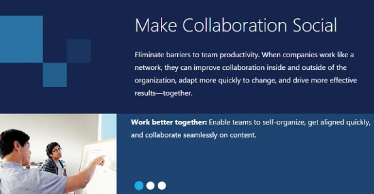 Email and the evolving state of Office 365 collaboration features