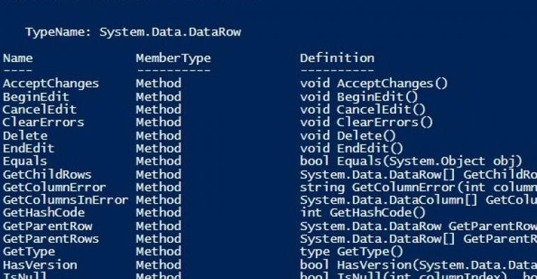 Update Excel Spreadsheets from PowerShell