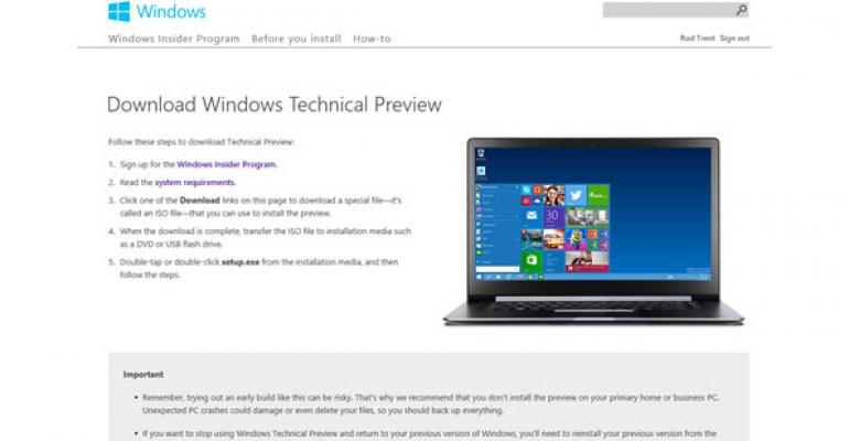Windows 10 – Downloads You Want, Links You Need, and Useful Resources