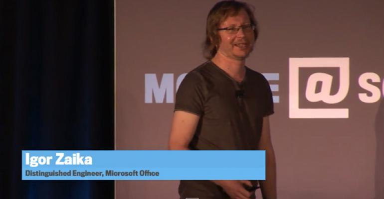 How Microsoft is Taking Office Cross-Platform