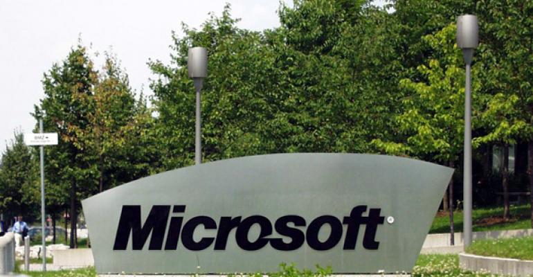 Microsoft Posts Solid Quarter, Makes Some Hardware Gains
