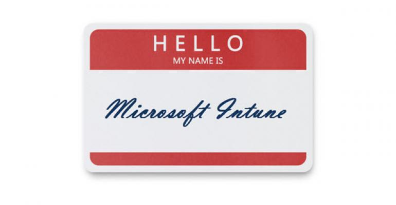 Microsoft Continues Wiping Windows from the History Books with a Windows Intune Rename