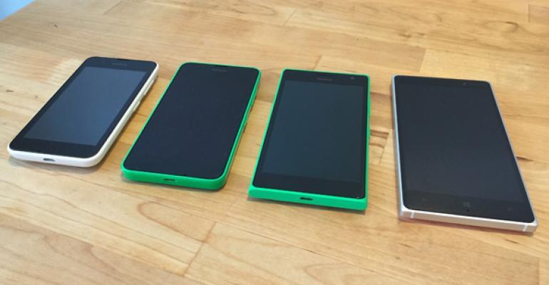 Understanding Nokia's 2014 Lumia Lineup: Pricing
