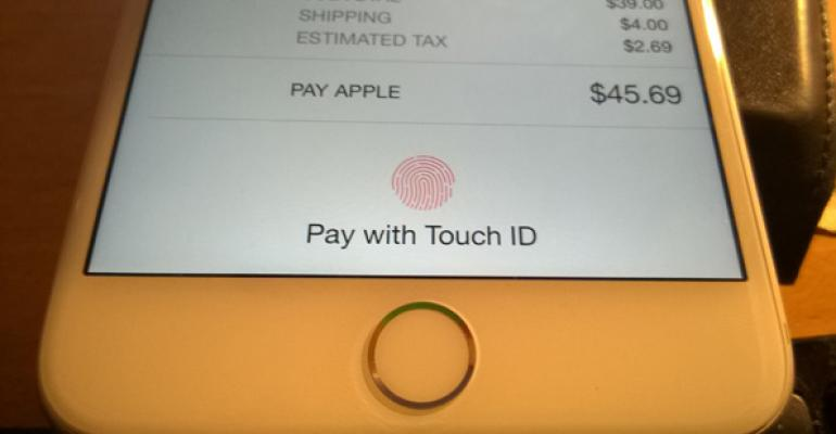 Apple Pay First Impressions
