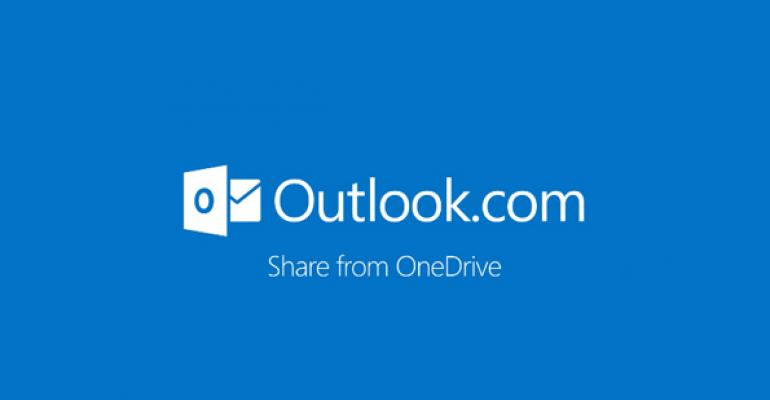 Use OneDrive to Share Even Bigger Files with Outlook.com