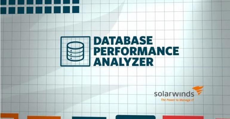 SolarWinds Database Performance Analyzer 9.0 Released