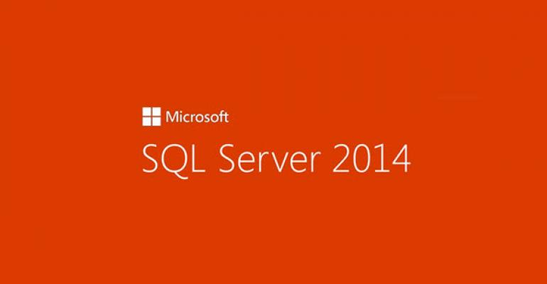 Cumulative Update 4 Released for SQL Server 2014