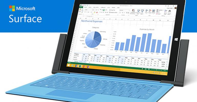 Microsoft Touts Surface Pro 3 for Business, Commits to Future Compatibility