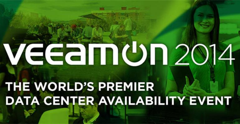 Veeam On 2014: The Enterprise Availability Conference