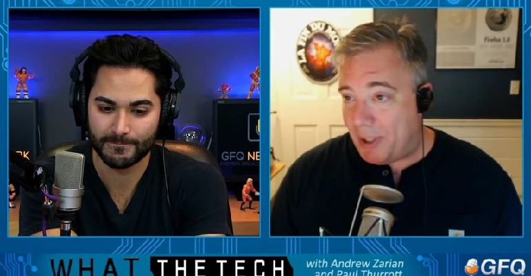 What the Tech 233: One Big Unlimited Drive