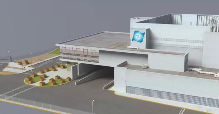 Tour the Original Microsoft Azure Datacenter