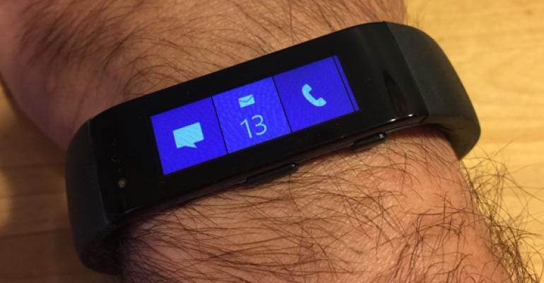 Microsoft Band Second Impressions
