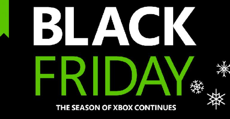 Xbox One to Start at Just $329 on Black Friday Weekend