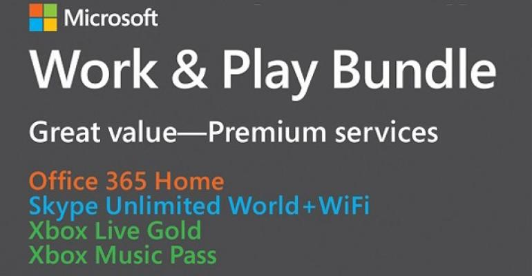Microsoft Work & Play is the Uber Subscription Service You Asked For