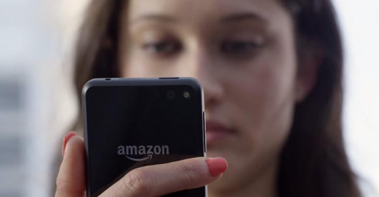 Amazon Kindle Fire Phone First Impressions