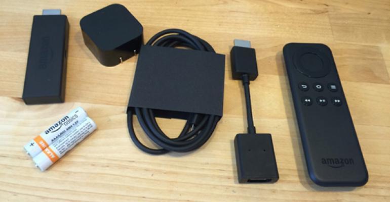 Amazon Fire TV Stick First Impressions
