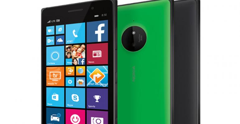 AT&T Finally Announces Lumia 830 Pricing