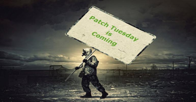 Microsoft Blasting Out 16 Updates Next Week for November's Patch Tuesday