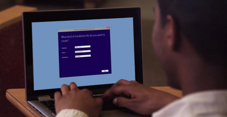 Create Installation Media for Windows 8.1