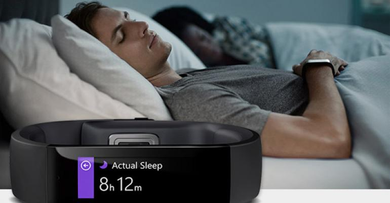 Microsoft Band Tip: Monitor the Quality of Your Sleep