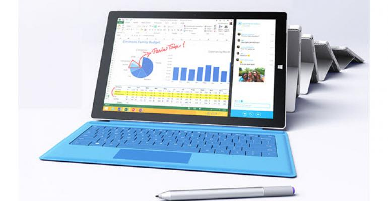 Microsoft to Take Another Stab at Fixing Surface Pro 3 Wi-Fi Issues in Next Update