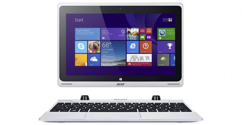 Acer Aspire Switch 10 First Impressions