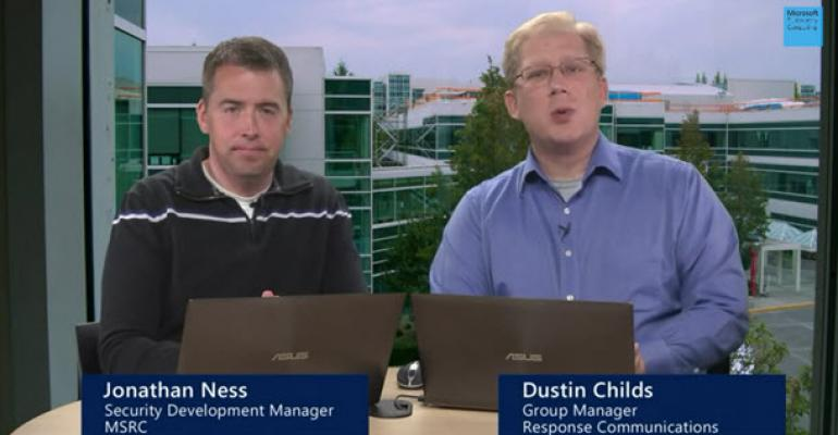 Microsoft Bulletin Webcasts Discontinued, Other Patching Collateral