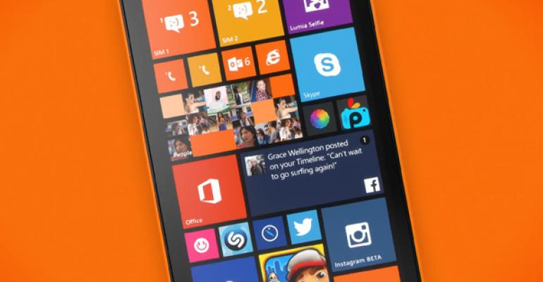 All Windows Phone 8 Handsets Will Get Windows 10, Microsoft Says