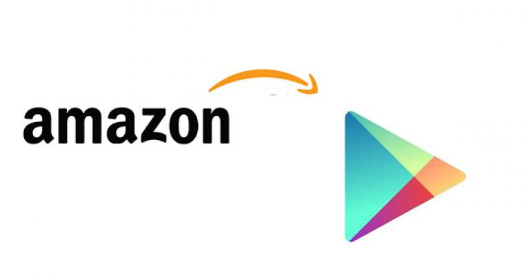 Google v. Amazon is All About Side-Loading