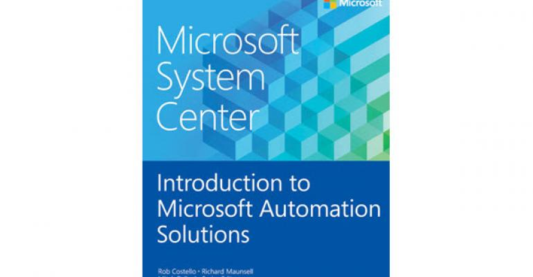 Free eBook for Azure Automation and Service Management Automation