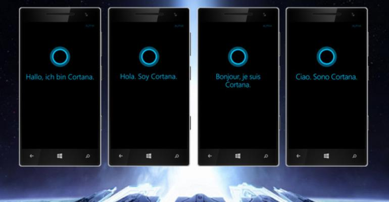 Cortana Heads to France, Germany, Italy and Spain