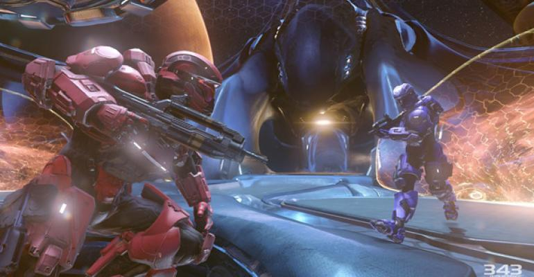 """Pre-Order """"Halo 5: Guardians"""" for Xbox One"""