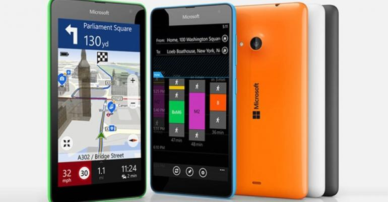 Nokia Updates HERE Apps for Windows Phone
