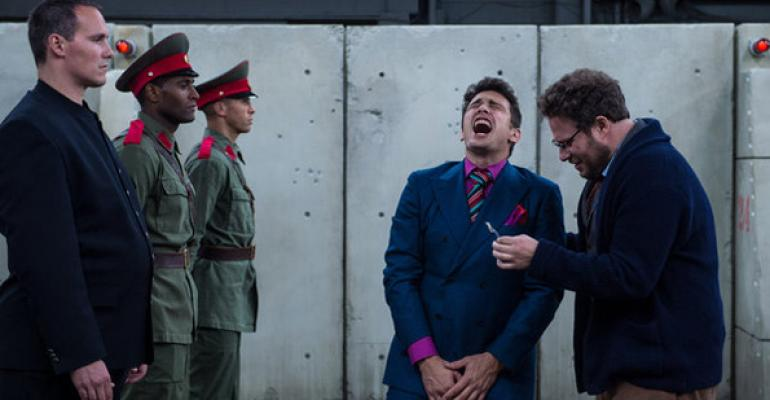"Microsoft and Google Offer ""The Interview"" for Rent or Purchase"