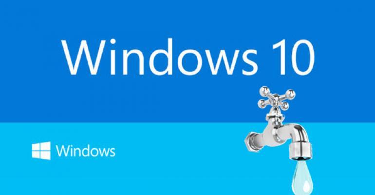 New Windows 10 Build Leaks, Breaks Insider Updates