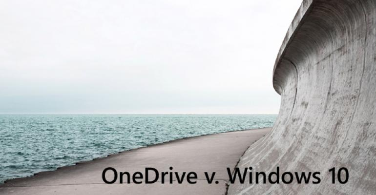 Here's Where the New OneDrive Strategy Falls Apart