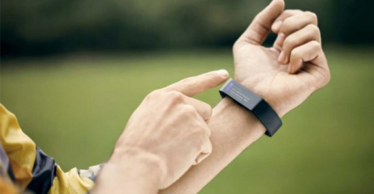 Microsoft Band Tip: Keep Track of Runs, Walks and Similar Activities