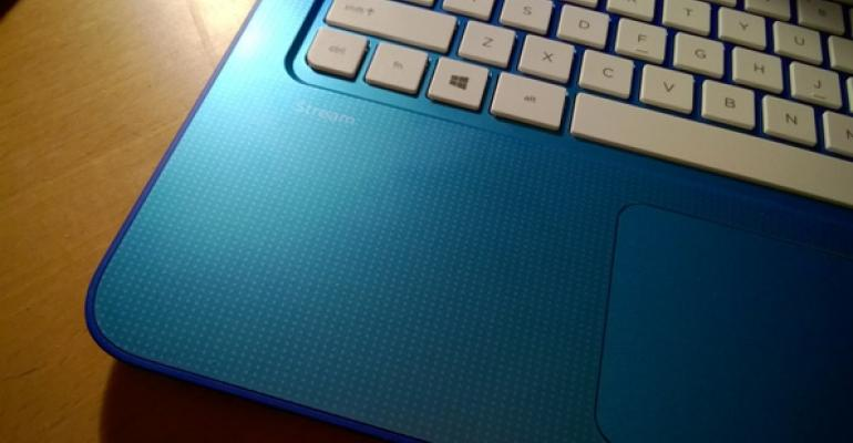 HP Stream 11/13 is the Best Tech Deal of 2014
