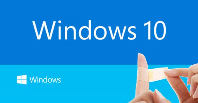 One More for the Road: Another Windows 10 HotFix Available