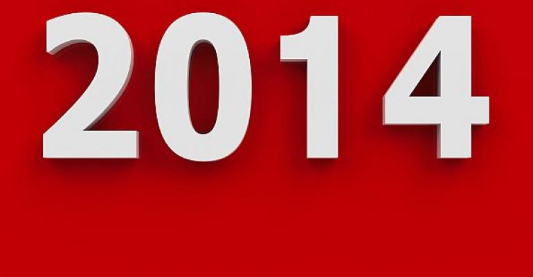 SQL Server 2014 in white letter with red background