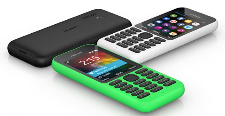 Microsoft's Cheapest Phone Yet, the Nokia 215