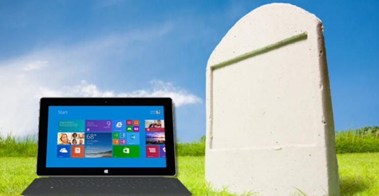 Surface 2: Get 'em While the Gettin's Good
