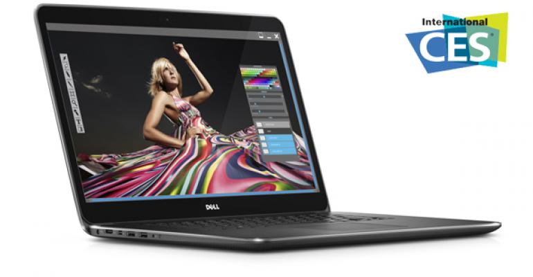 CES 2015: Dell Delivers Amazing New Windows Devices for Consumers