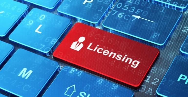 keyboard licensing key