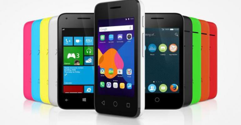 One Phone to Rule Them All? Pixi Will Run Android, Firefox OS and Windows Phone